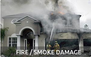 Fire and Smoke Damage