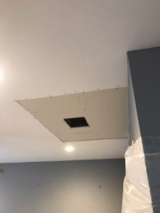 Water Damage Restoration Job at a Home in Boca Raton
