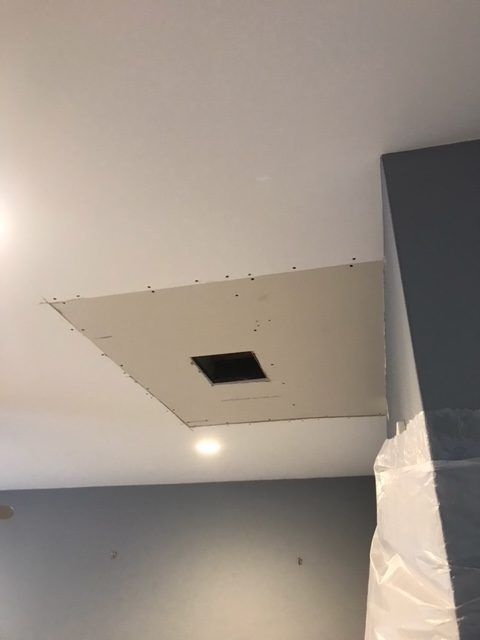 Water Damage Restoration Job at a Home in Boca Raton